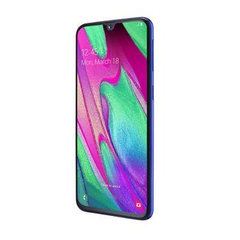 Samsung-Galaxy-A40-Telefon-Mobil-Dual-SIM-5.9--64GB-4GB-RAM-Blue