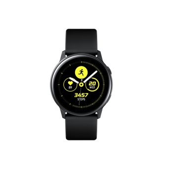 Samsung-Galaxy-Watch-Active-Smartwatch-Negru1