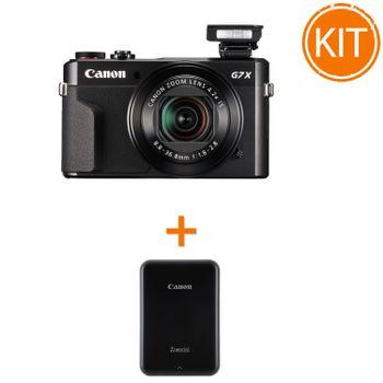 Kit-Canon-PowerShot-G7-X-Mark-II-Negru---Imprimanta-Foto-Canon-Zoemini