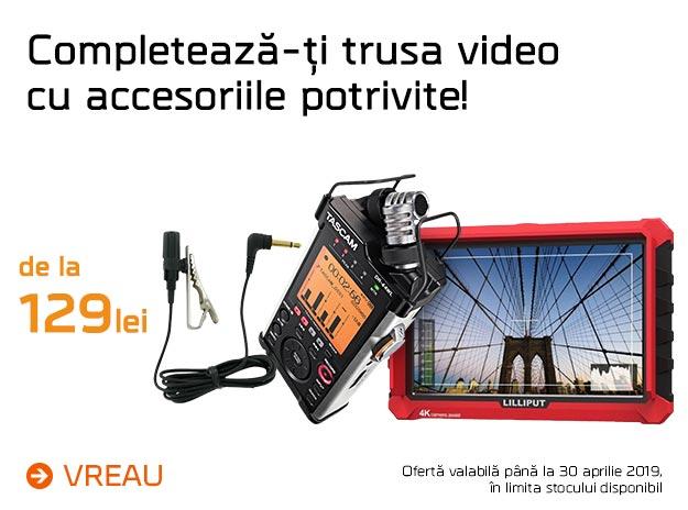 Trusa video - mobila