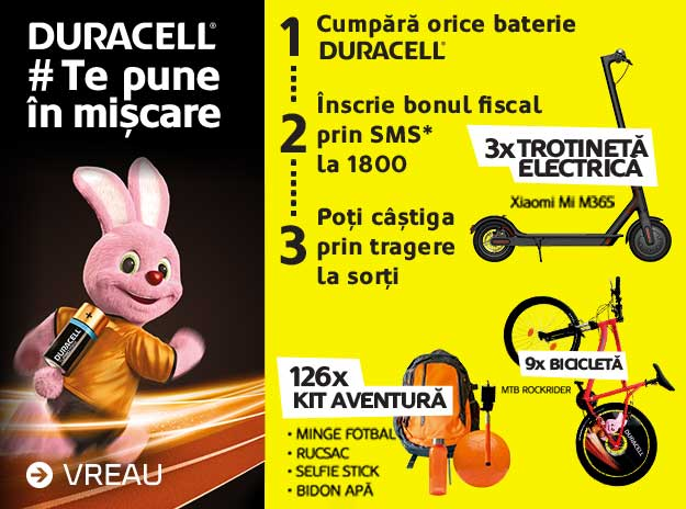 Duracell - mobile