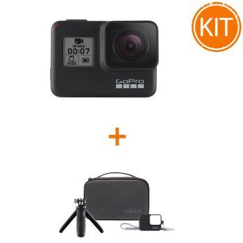 Bundle-GoPro-Hero-7-Black-Camera-de-Actiune-4K---GoPro-Travel-Kit