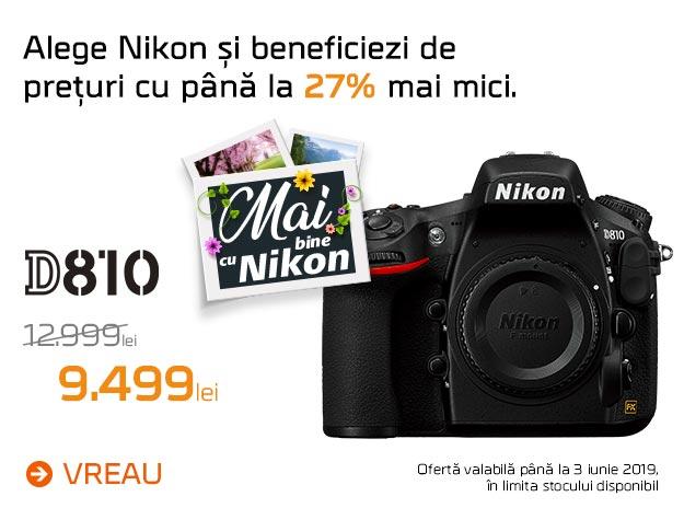 Nikon D810  - MOBILE