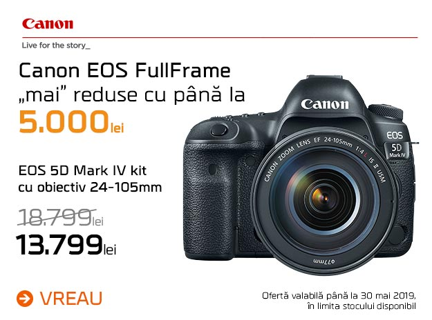 Canon EOS Full Frame - MOBILE