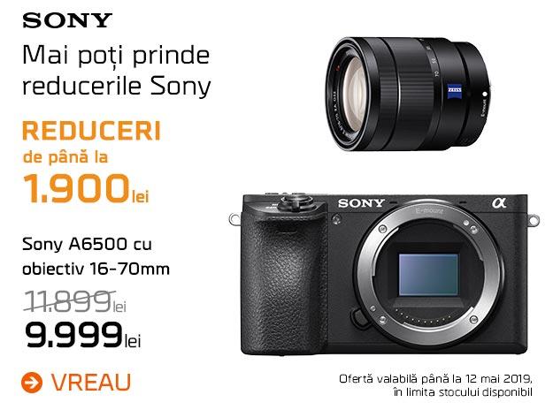 Sony - Mai Poti Prinde Reducerile - MOBILE