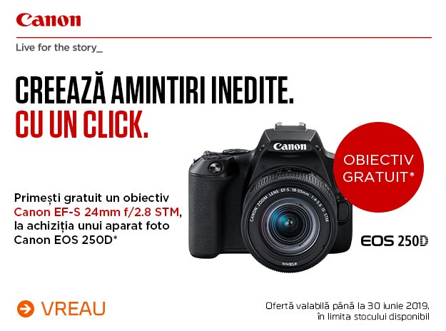 Canon 250D - MOBILE