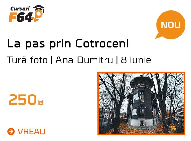 Curs - La pas prin Cotroceni - MOBILE