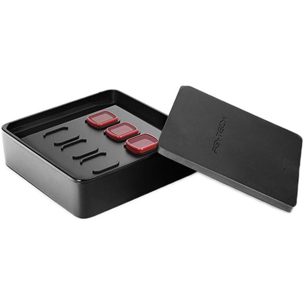PGYTECH-Set-Filtre-PRO-CPLND8ND16-pentru-OSMO-Pocket