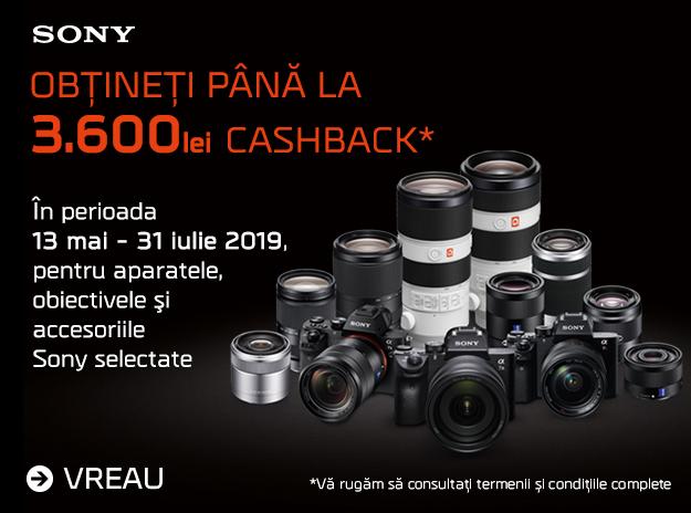 Sony Cashback - mobile