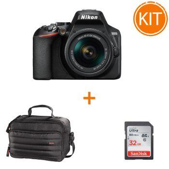 Kit-Nikon-D3500-Kit-AF-P-18-55mm-VR-Negru---card-SDHC-Ultra-32GB-80MB-Sandisk---Geanta-Foto-Hama--Syscase-140