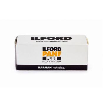 Ilford-PAN-F-PLUS-Film-Alb-Negru-Negativ-Lat-120-ISO-50