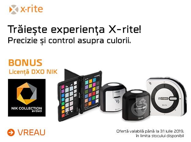 X-rite - mobile