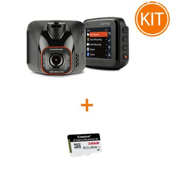 Kit-Mio-MiVue-C570---Card-microSDHC-Kingston-32GB-Endurance