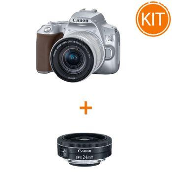 Kit-Canon-EOS-250D-cu-Obiectiv-EF-S-18-55mm-IS-STM-Silver---Bonus-Obiectiv-Canon-EF-S-24mm