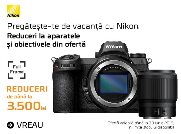 Nikon - vacanta - mobile