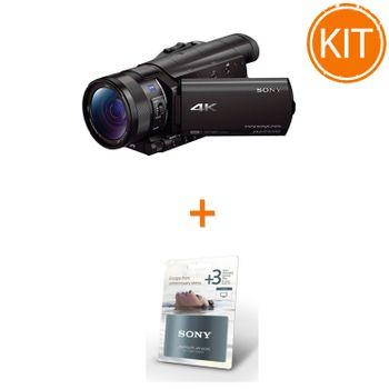 Pachet-Sony-FDR-AX100-Camera-Video-Premium-4K---Garantie-Extinsa-3-Ani