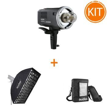 Kit-Blit-Portabil-Godox-AD600BM----Softbox-70x100cm---Husa-Transport