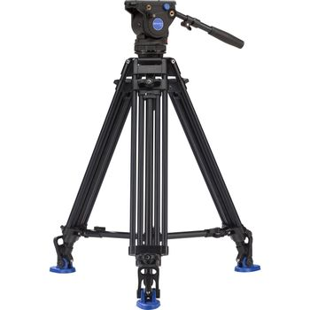 Benro-BV6-Pro-Video-Kit-Trepied-si-Cap-Video.1