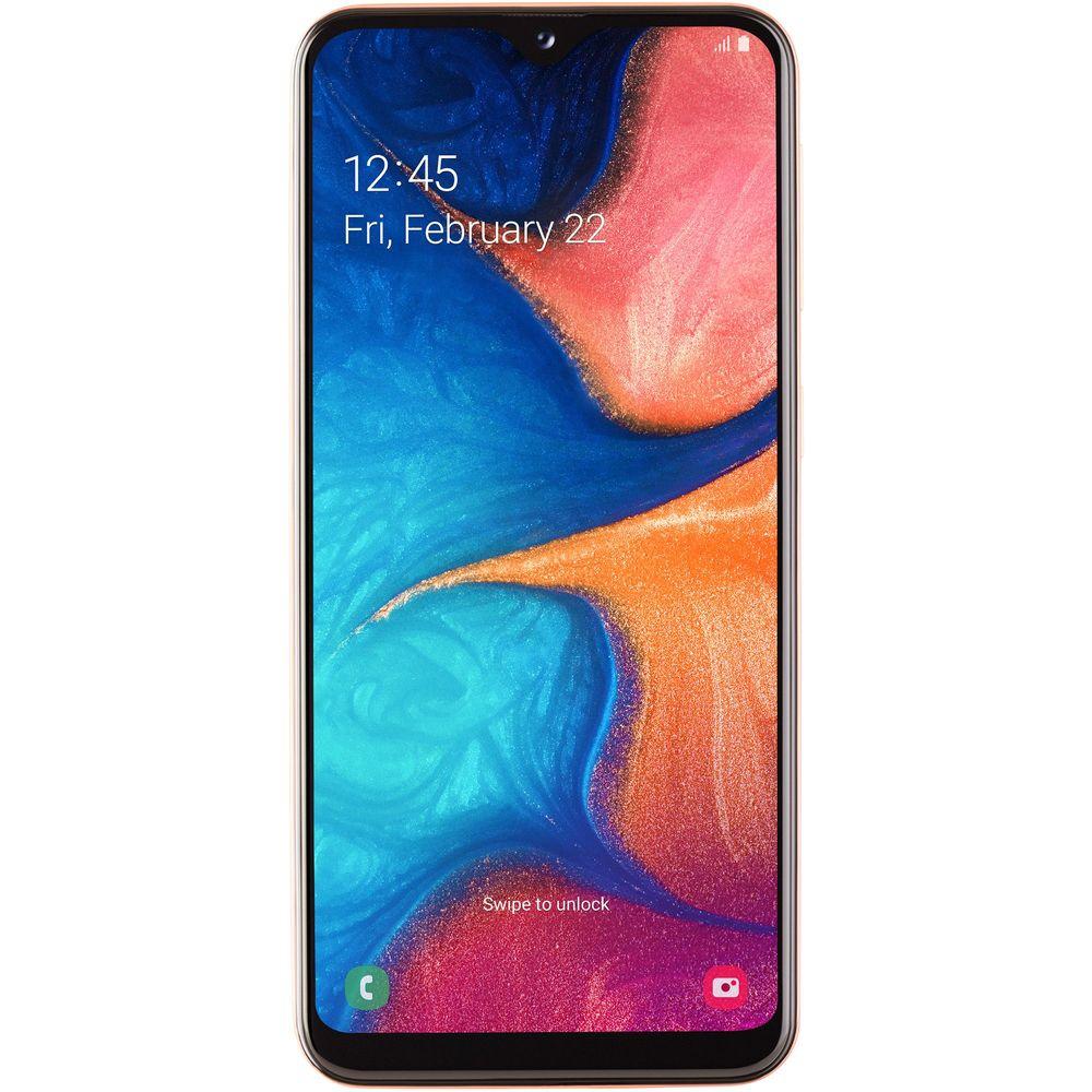 Samsung-Galaxy-A20e-Telefon-Mobil-Dual-Sim-LTE-5.8-3GB-RAM-32GB-Coral.1
