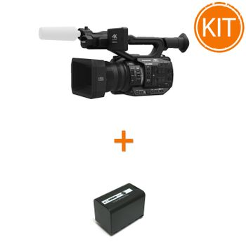 Kit-Video-Eveniment-cu-Camera-Profesionala-Panasonic-AG-UX90-4K---Acumulator-VW-VBD58