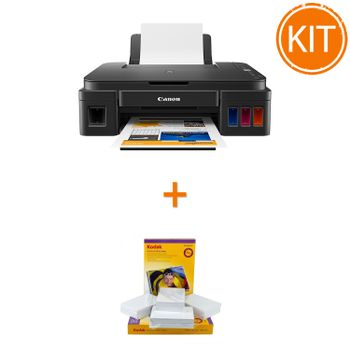 Kit-Canon-PIXMA-G2411---Kodak-Premium-Glossy