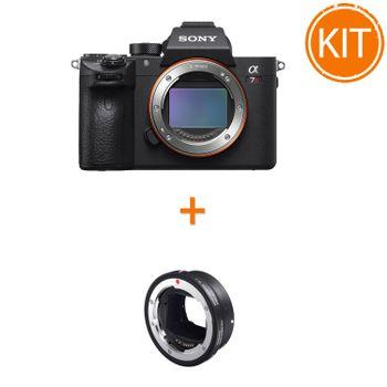 Kit-Sony-A7R-III-Body---Sigma-MC-11