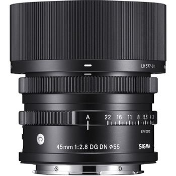 Sigma-45mm-Obiectiv-Foto-Mirrorless-F2.8-DG-HSM-Contemporary-Montura-Panasonic-L