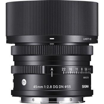 Sigma-45mm-Obiectiv-Foto-Mirrorless-F2.8-DG-HSM-Contemporary-Montura-Panasonic-L