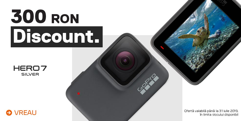 [HP] GoPro Hero 7 Silver