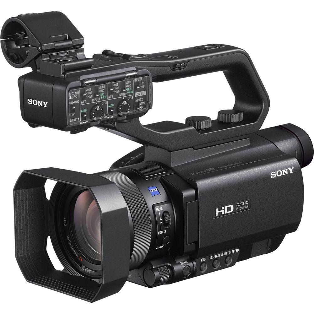 Sony-HXR-MC88