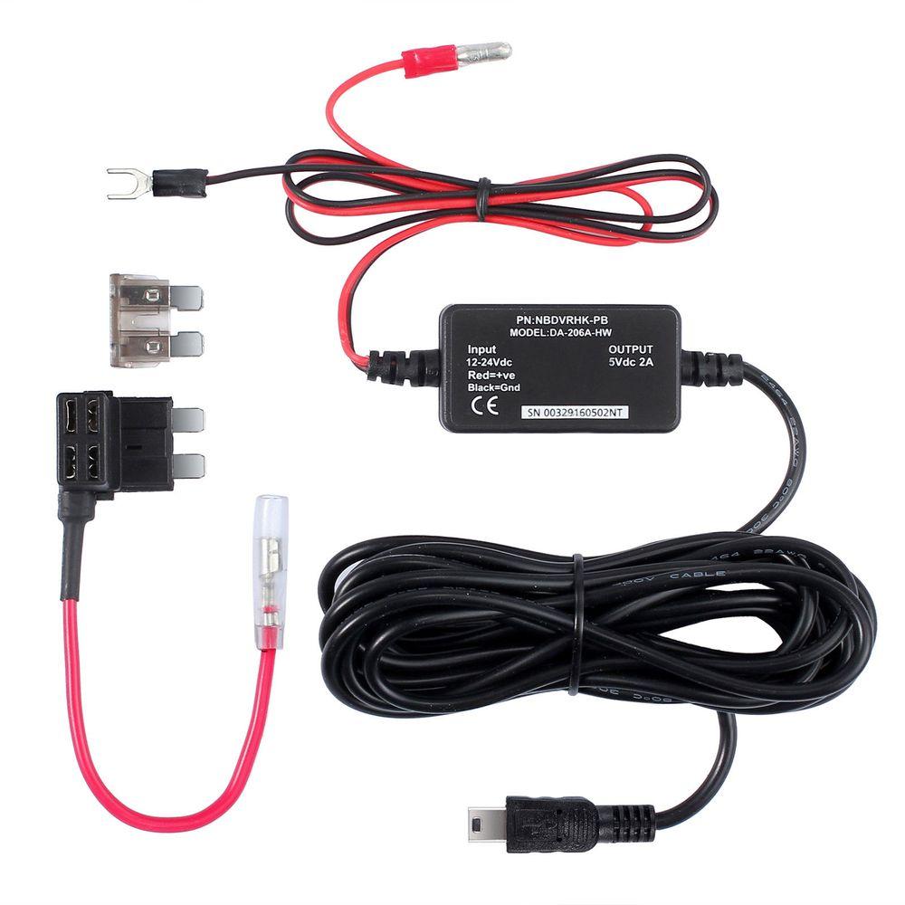 Nextbase-Kit-Plug-and-Play-Alimentare-Permanenta-pentru-Camera-Video-DVR-Nextbase