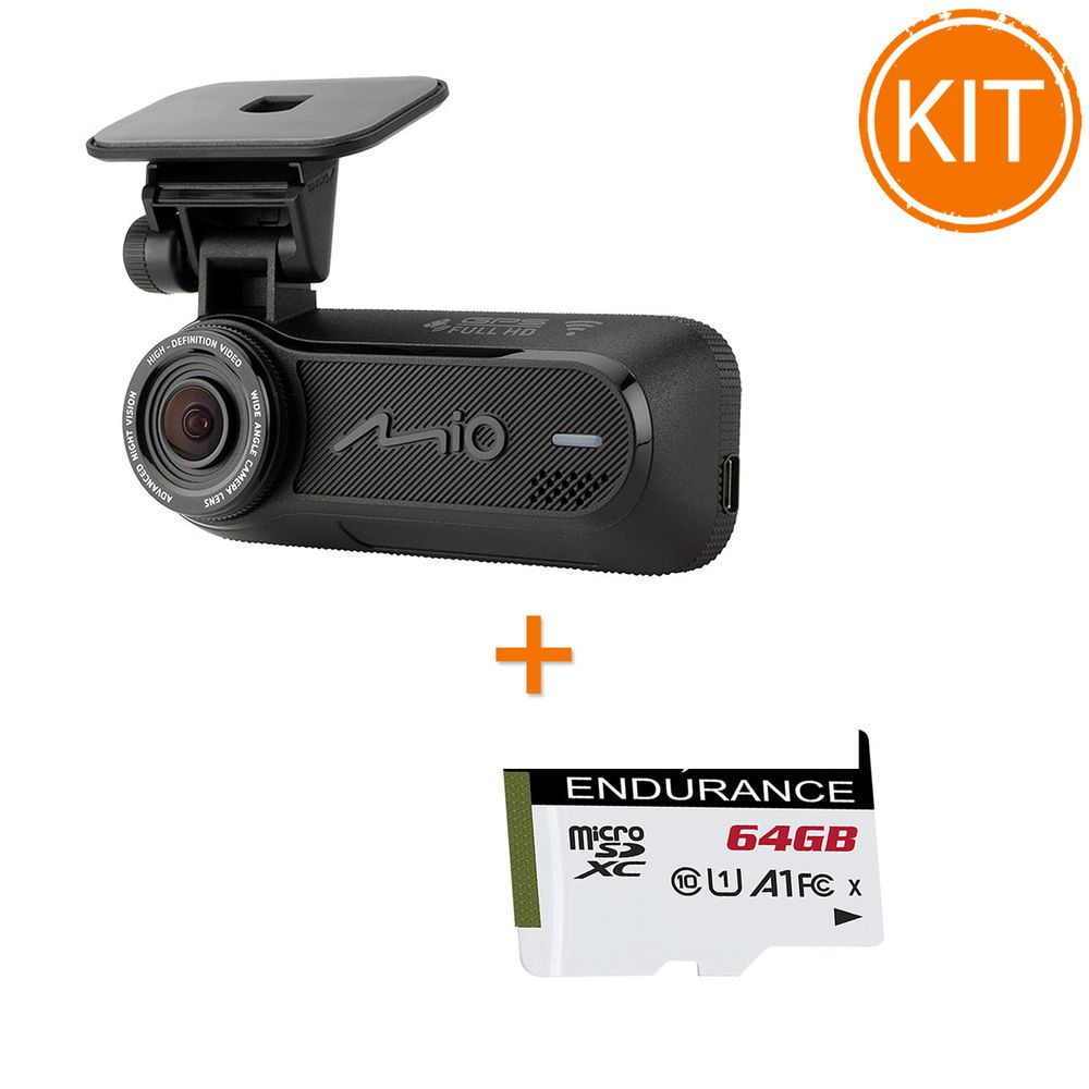 Kit--Mio-MiVue-J60--Kingston-Endurance-64GB