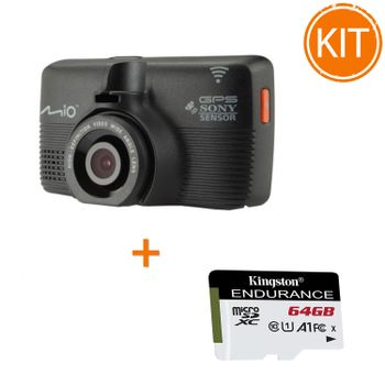 Kit--Mio-MiVue-792--Kingston-Endurance-64GB