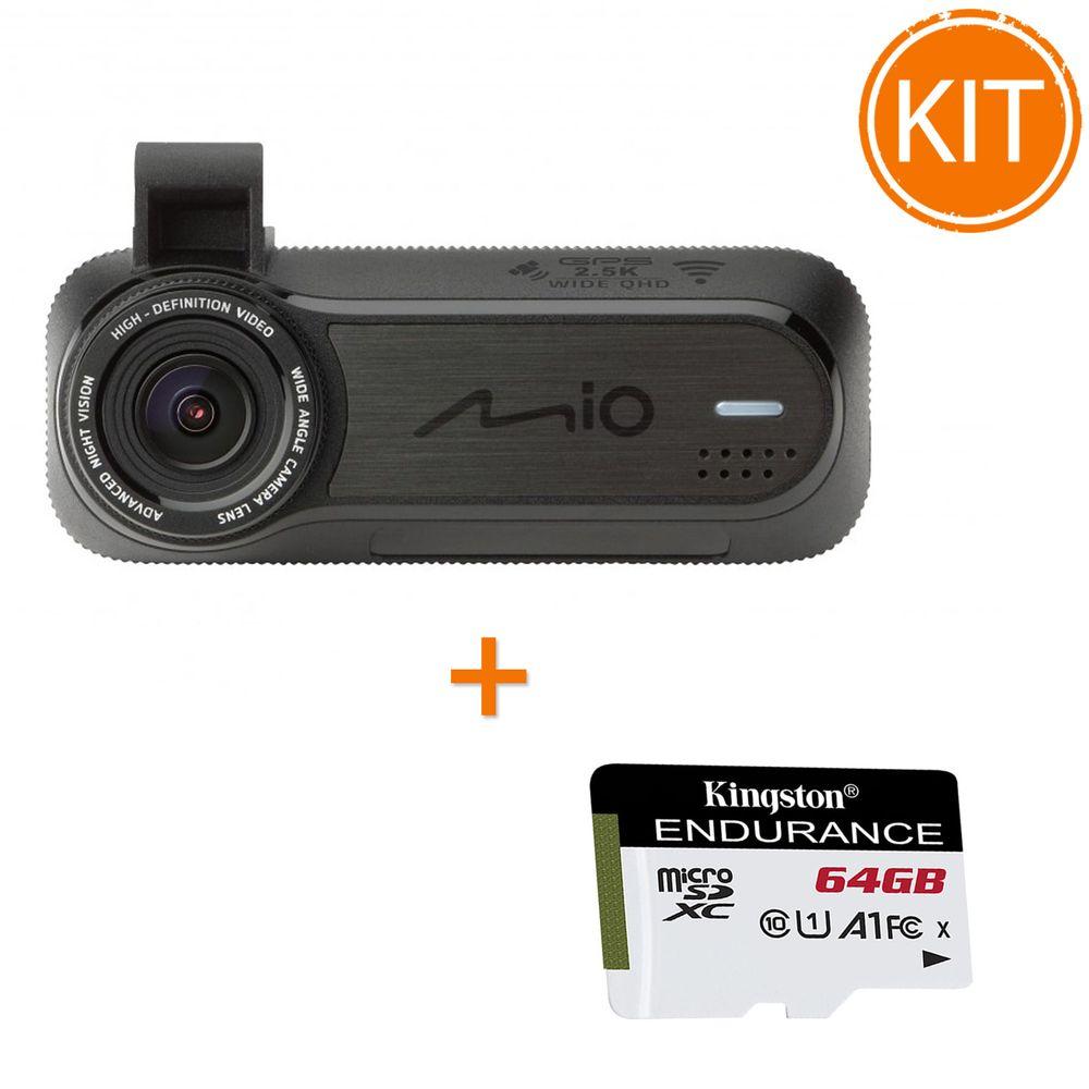 Kit-Mio-MiVue-J85---Kingston-Endurance-64GB
