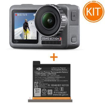 Kit-DJI-Osmo-Action-Camera-de-Actiune-4K---Acumulator