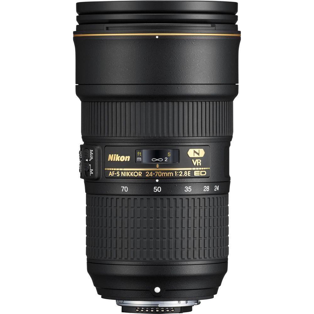 Nikon-24-70mm-Obiectiv-Foto-DSLR-F2.8-AF-S-ED-VR