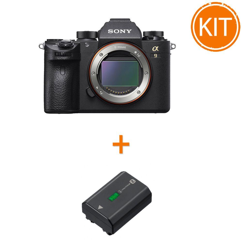 Kit-Sony-A9-Body---Sony-Acumulator-NP-FZ100