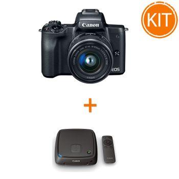 Kit-Canon-M50-cu-15-45-mm----Canon-CS100-Statie-de-Conectare-1TB