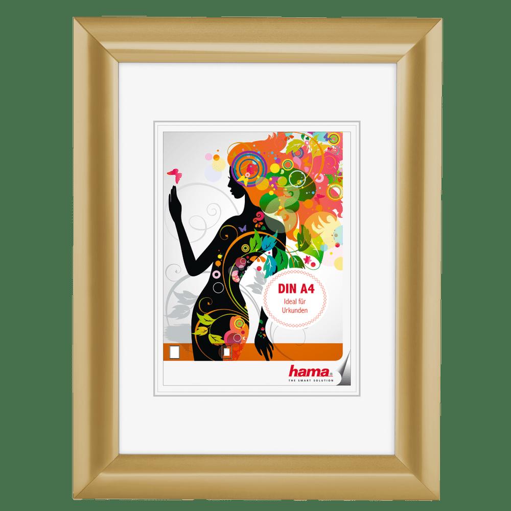 Hama-Malaga-Rama-Foto-din-Plastic-13-x-18-cm-Gold