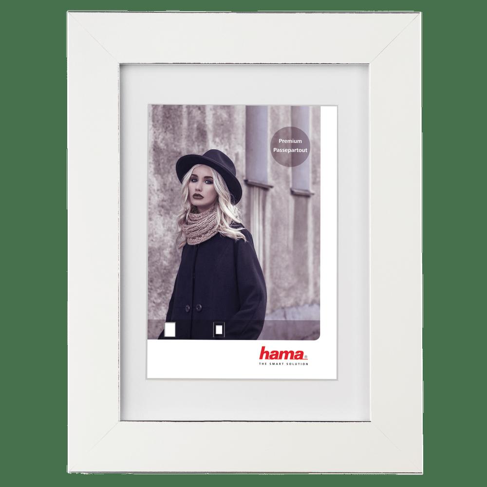 Hama-Valentina-Rama-de-Plastic--10-x-15-cm-Alb-