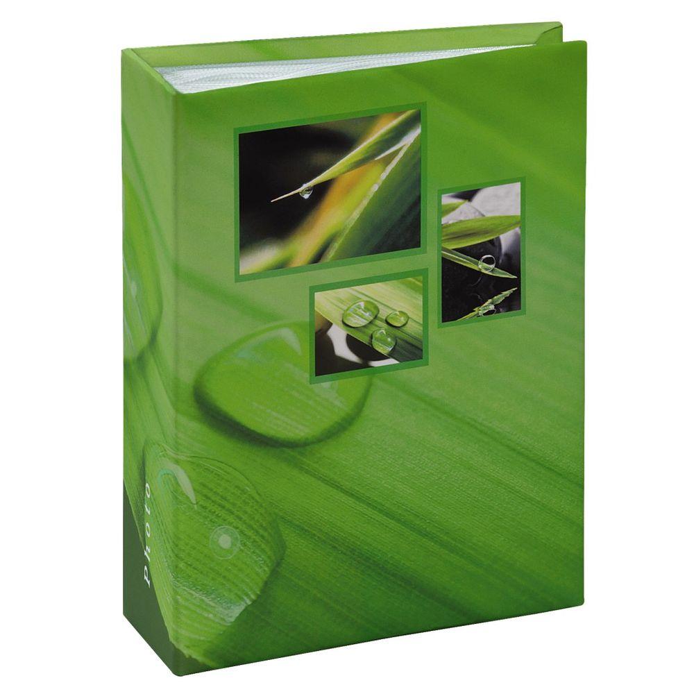 Hama-Singo-Minimax-Album-Foto-100-fotografii-10x15-cm-Verde