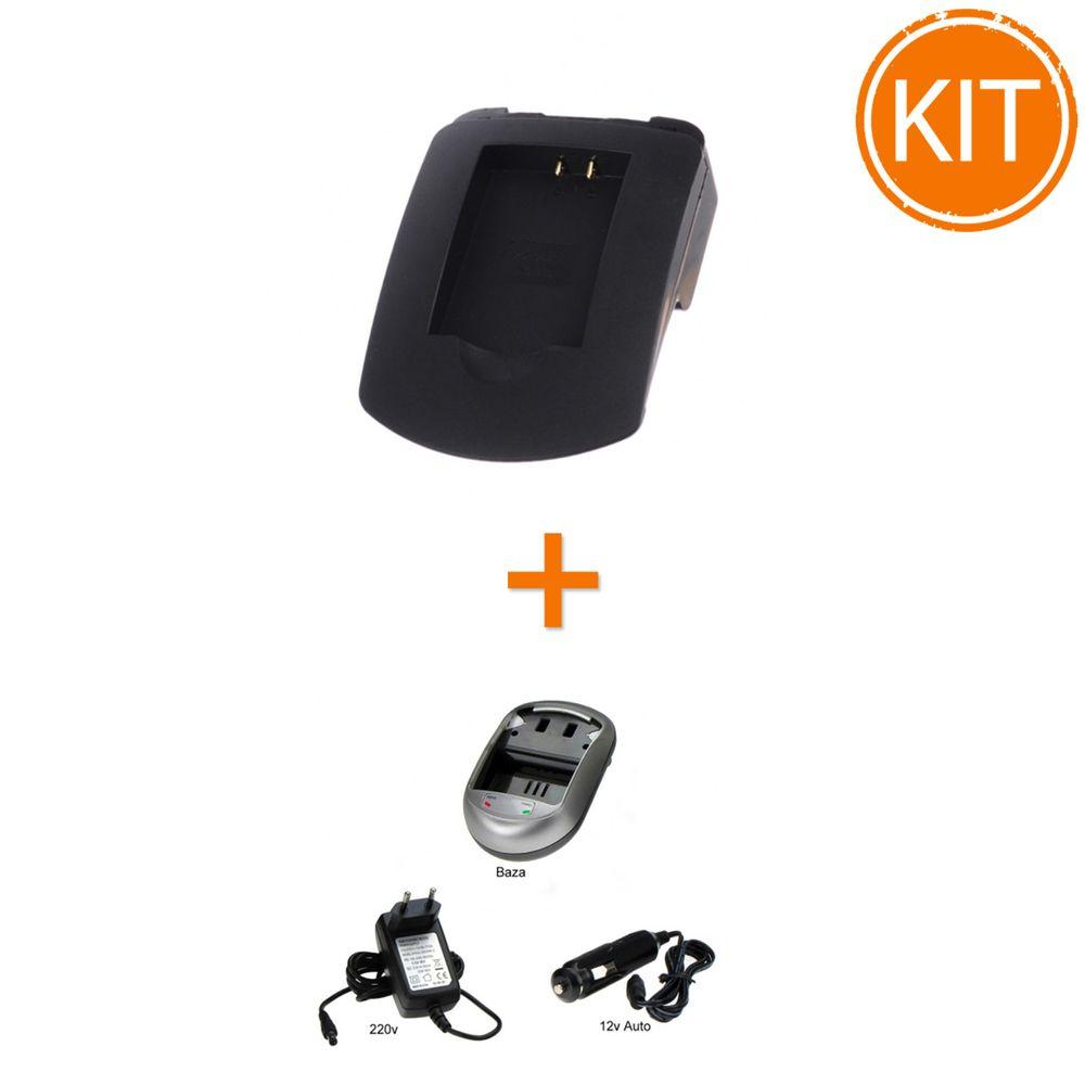 Incarcator-Power3000-pentru-acumulatorul-Sony-tip--NP-FM-NP-F---Bonus-adaptor-auto