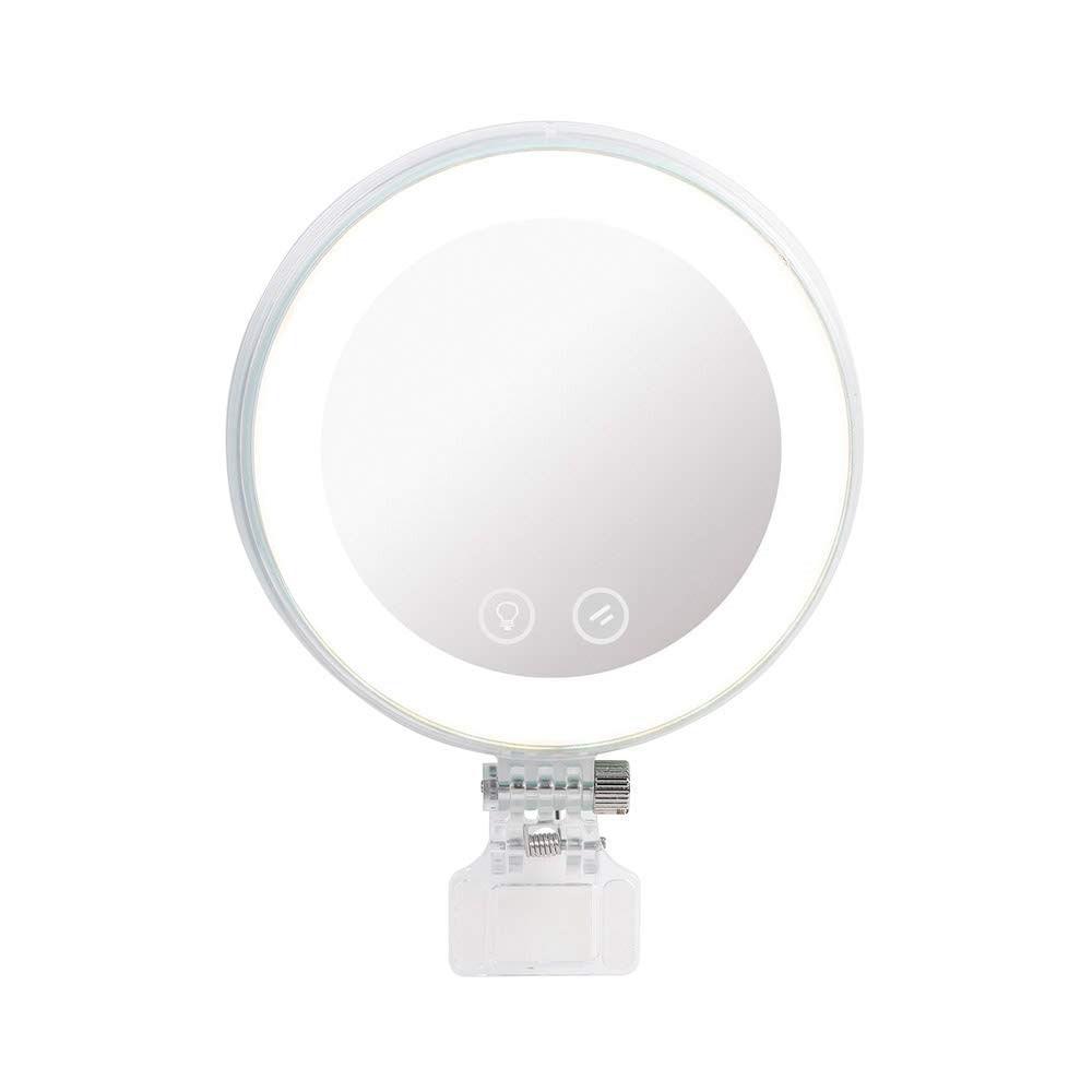 Yongnuo-YN08-Lampa-LED-Bicolor-3200-5500K-pentru-Smartphone-Roz