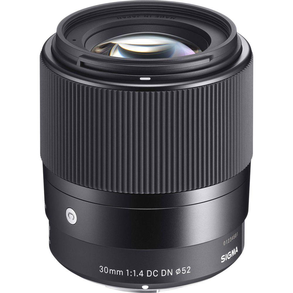 Sigma-30mm-Obiectiv-Foto-Mirrorless-F1.4-DC-DN-Canon-EF-M