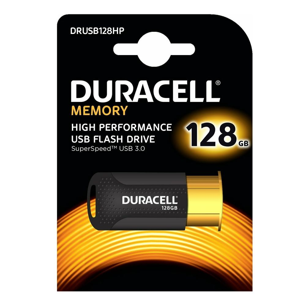 Duracell-High-Performance-Stick-USB-3.1-128GB-Negru-Auriu