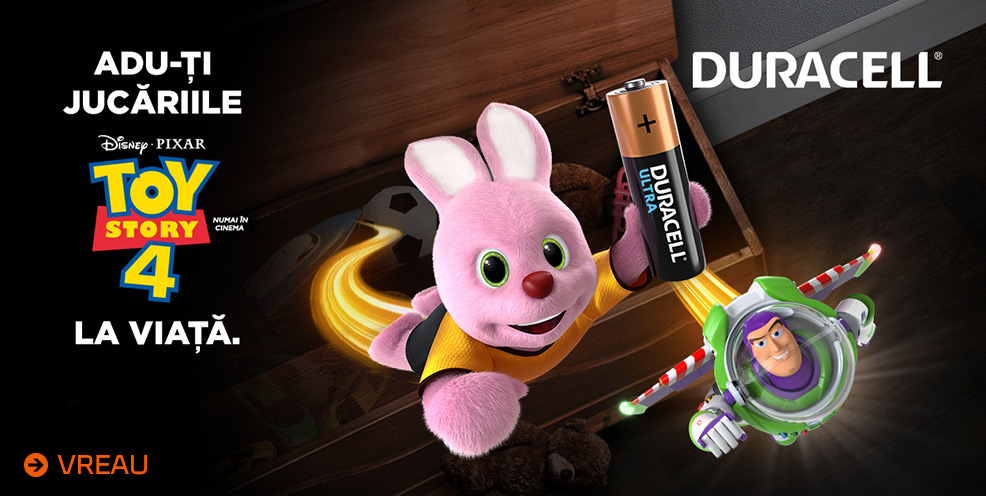[HP] DURACELL TOY STORY