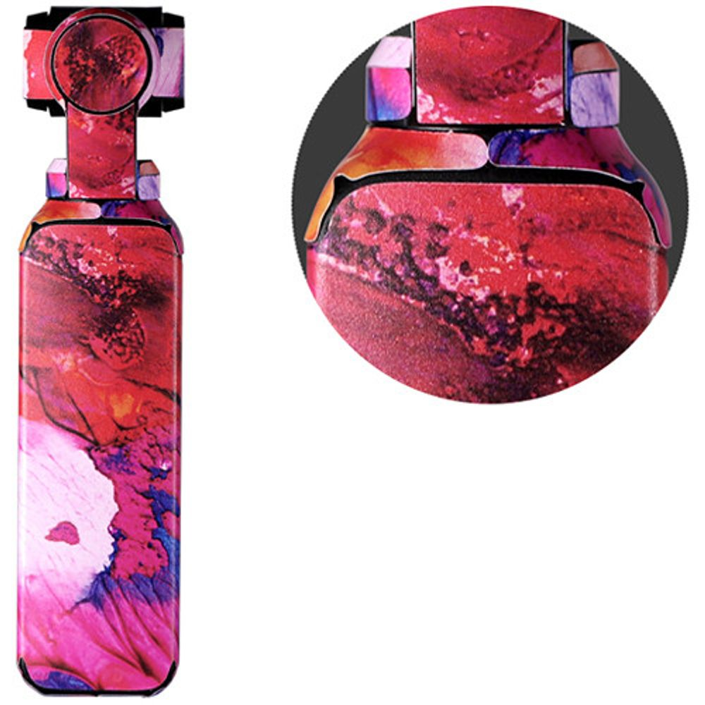 Pgytech-Autocolant-pentru-Osmo-Pocket-Colourful-Set