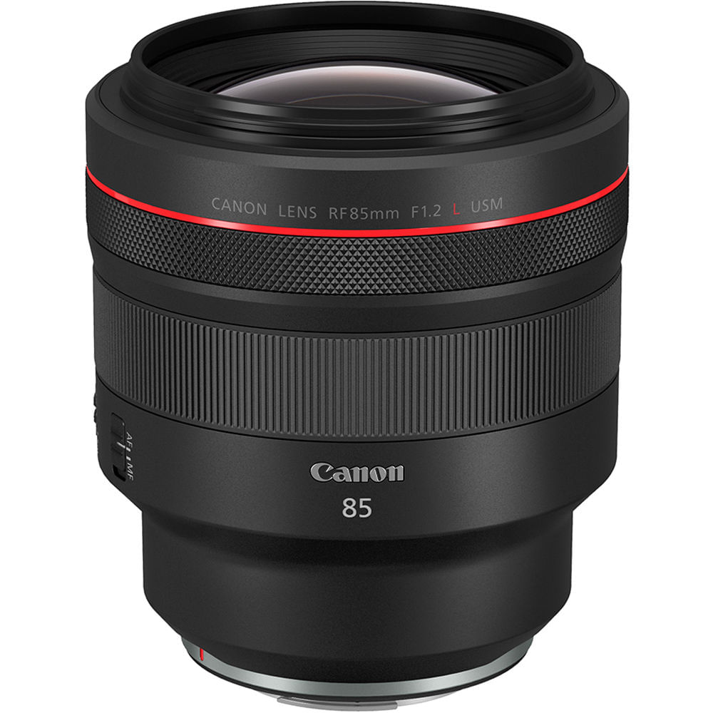 Canon-RF-85mm-Obiectiv-Foto-Mirrorless-F1.2-L-USM
