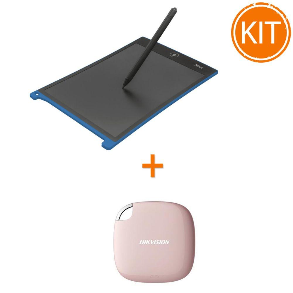 Kit-Tableta-grafica-Trust-Wizz---Hikvision-SSD-extern-120GB
