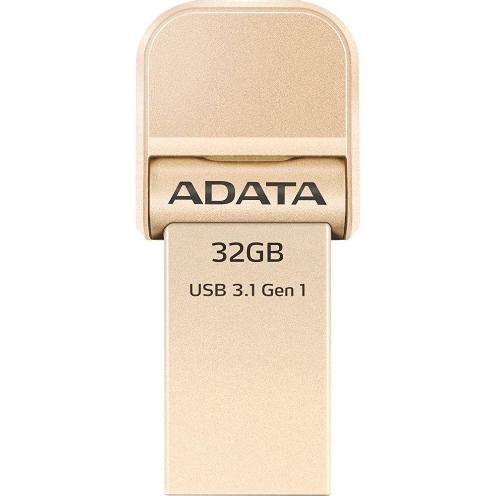 ADATA-AI920-Memorie-Flash-USB-3.1--32GB-Golden